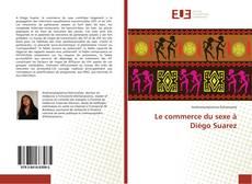 Copertina di Le commerce du sexe à Diégo Suarez