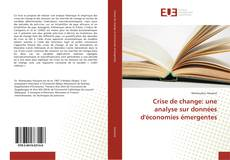 Couverture de Crise de change: une analyse sur données d'économies émergentes