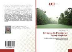 Bookcover of Les eaux de drainage de l'Oasis de Gabès
