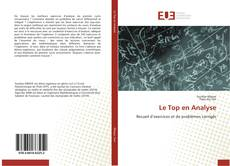 Bookcover of Le Top en Analyse