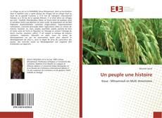 Bookcover of Un peuple une histoire
