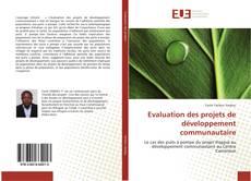 Evaluation des projets de développement communautaire的封面