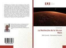 Обложка La Recherche de la Vie sur Mars