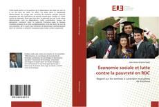 Bookcover of Économie sociale et lutte contre la pauvreté en RDC