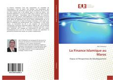 Bookcover of La Finance Islamique au Maroc