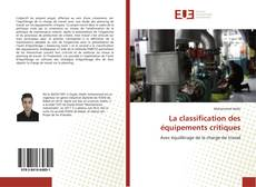 Bookcover of La classification des équipements critiques