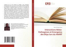 Portada del libro de Interactions Hôtes-Pathogènes et Emergence des Blips lors du HAART