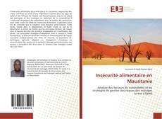Обложка Insécurité alimentaire en Mauritanie