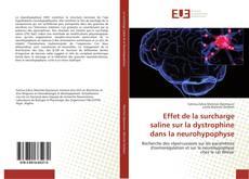Bookcover of Effet de la surcharge saline sur la dystrophine dans la neurohypophyse