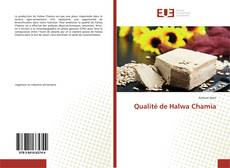 Copertina di Qualité de Halwa Chamia