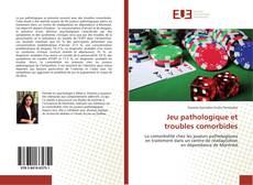 Capa do livro de Jeu pathologique et troubles comorbides