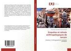 Bookcover of Enquêtes et relevés anthropologiques de terrain
