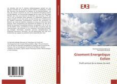 Portada del libro de Gisement Energetique Eolien