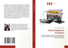 Couverture de Droit Budgétaire Congolais