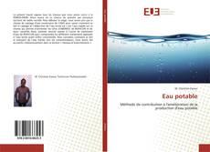 Buchcover von Eau potable