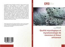Обложка Qualité mycologique et mycotoxicologie de couscous et Hrour artisanaux