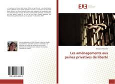 Bookcover of Les aménagements aux peines privatives de liberté