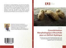 Caractérisation Morphologique d'Arachide sous un Déficit Hydrique kitap kapağı