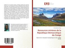 Copertina di Ressources minieres de la Republique Démocratique du Congo