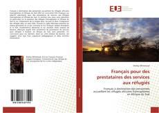Bookcover of Français pour des prestataires des services aux réfugiés