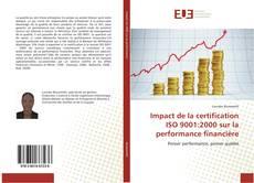 Bookcover of Impact de la certification ISO 9001:2000 sur la performance financière