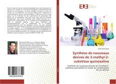 Обложка Synthèse de nouveaux dérivés de 3-methyl-2-substitue quinoxaline
