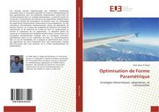 Bookcover of Optimisation de Forme Paramétrique