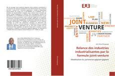 Обложка Relance des industries industrialisantes par la formule joint-venture