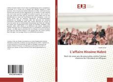 Couverture de L'affaire Hissène Habré