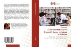 Couverture de Expérimentation d'un dispositif d'apprentissage à distance