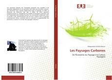 Couverture de Les Paysages Carbones