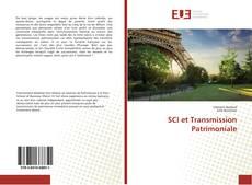 Bookcover of SCI et Transmission Patrimoniale
