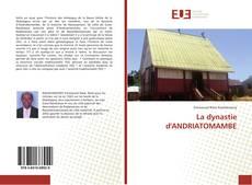 Bookcover of La dynastie d'ANDRIATOMAMBE