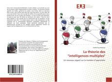 """La théorie des """"intelligences multiples""""的封面"""