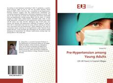 Обложка Pre-Hypertension among Young Adults