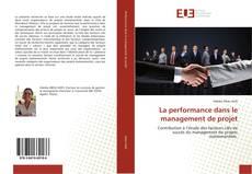 Capa do livro de La performance dans le management de projet