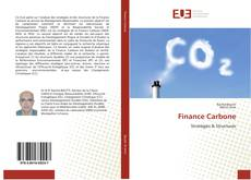 Bookcover of Finance Carbone