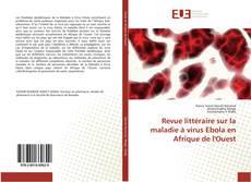 Buchcover von Revue littéraire sur la maladie à virus Ebola en Afrique de l'Ouest