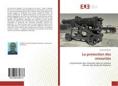 Bookcover of La protection des minorités