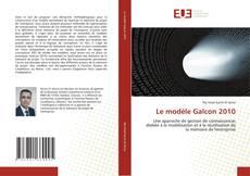 Le modèle Galcon 2010 kitap kapağı