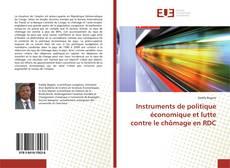 Instruments de politique économique et lutte contre le chômage en RDC kitap kapağı