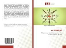 Bookcover of LA TONTINE