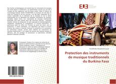 Couverture de Protection des instruments de musique traditionnels du Burkina Faso