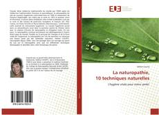 Bookcover of La naturopathie, 10 techniques naturelles