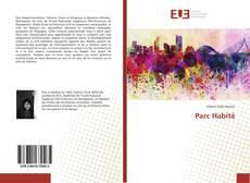 Buchcover von Parc Habité