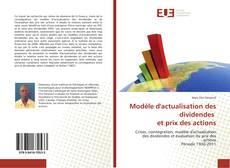 Couverture de Modèle d'actualisation des dividendes et prix des actions
