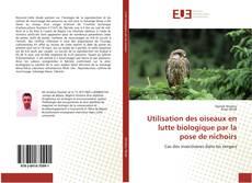 Обложка Utilisation des oiseaux en lutte biologique par la pose de nichoirs