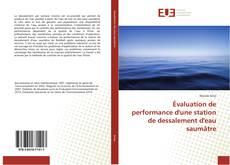 Bookcover of Évaluation de performance d'une station de dessalement d'eau saumâtre