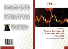 Copertina di Analyse Technique et Efficience des Marchés Financiers
