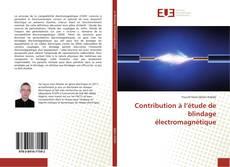 Capa do livro de Contribution à l'étude de blindage électromagnétique